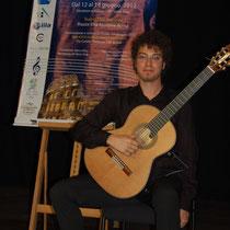 Andrea De Vitis 1° Premio Categoria E