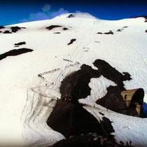 Ascención al Volcán Villarrica
