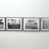 "© Joana Bruessow, Transparence, 8"" x 11"", black and white analog photgraphy, 2012"