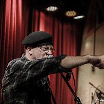 John Campbelljohn am 01.10.2018 in der Kulturrampe, Krefeld