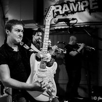 The Billy Walton Band, 13.11.2019 - Kulturrampe Krefeld