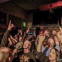 Ballbreakers am 14.01.2017, Kulturrampe, Krefeld