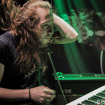 Palace Of The King am 03.12.2016, Kulturrampe, Krefeld