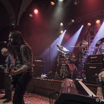 Ten Years After am 3.11.2016 im Musiktheater Piano, Dortmund (DE)
