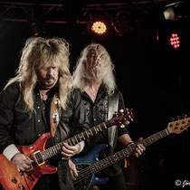 Molly Hatchet am 16.12.2016 im Kubana, Siegburg
