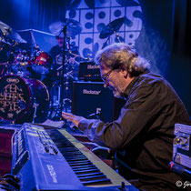 Chick Churchill/Ten Years After am 3.11.2016 im Musiktheater Piano, Dortmund (DE)