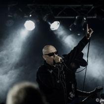 Preacher Stone am 09.11.2016 im Kubana, Siegburg
