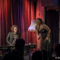 The Boogie Soiulmates am 07.02.2017, Kulturrampe, Krefeld