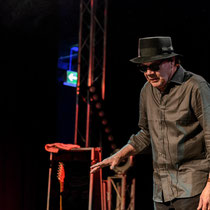 Mitch Ryder & Engerling am 20.02.2016 in der COBRA, Solingen (DE)