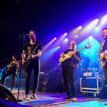 Kris Barras, Walter Trout & Jonny Lang, Rockin' the Blues Festival, 25.05.2019, Viktoria, Köln