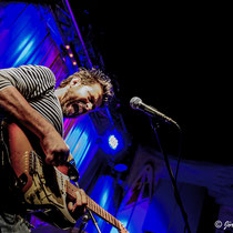 Timo Gross Band am 17.11.2016 in der Kulturrampe, Krefeld