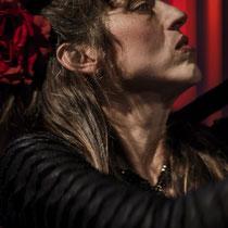 Patricia Vonne am 20.04.2017, Kulturrampe, Krefeld