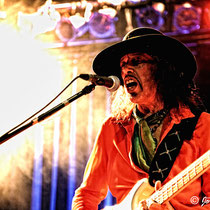Randy Hansen, 02.05.2015 in der Cobra, Solingen