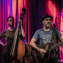 The Hacksaw Boys am 23.07.2016, Kulturrampe, Krefeld