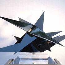 Patrizia Murazzano, Kursus, plexiglass, 35x60x60 cm