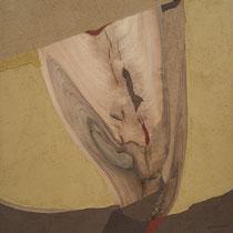 Guido Oggioni, Memoria dal tempo, 2011, 80x80 cm
