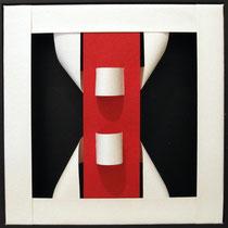 Marco Cressotti, Senza titolo, 2011, tecnica mista, 50x50 cm