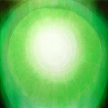 Stefano Accorsi, Psiche 48, 2012, olio su tela, 150 x 150 cm