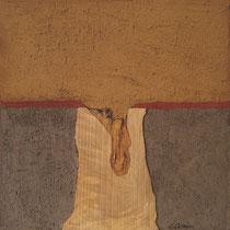 Guido Oggioni, Erosioni dal tempo, 2011, 30x30 cm
