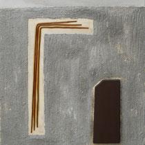 Alessandro Rossi, Paesaggio urbano, 2011, 69,5x91cm