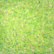 Leonardo Balbi, Spriengfield, 2009, olio su tela, 200x200 cm