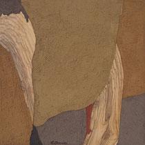Guido Oggioni, Spunti dal tempo, 2011, 30x30 cm
