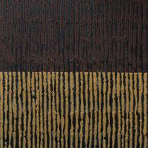 Fabrizio Trotta, Cinnamon & ginger, 2009, cannella, zenzero e resine acriliche su tela, 40x60 cm