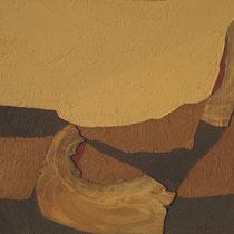Guido Oggioni, Elaborati dal tempo, 2011, 30x30 cm