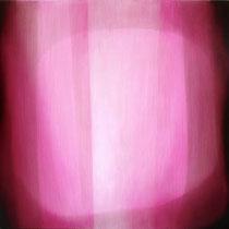 Stefano Accorsi, Psiche 44, 2011, olio su tela, 100 x 100 cm