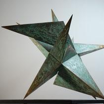 Patrizia Murazzano, Die n'aiti, bronzo, cm 60x79x36