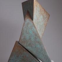 Patrizia Murazzano, Appo, bronzo,  cm 70x45x55