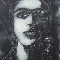 Angela Laura Di Fazio, Omaggio a Frida Khalo, 2011