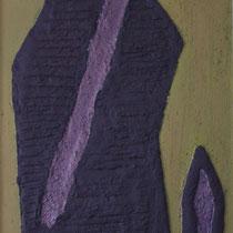 Alessandro Rossi, Le due età, 2011, 70x100 cm