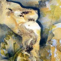 Nadia Ginelli, Alla finestra, 50x40 cm