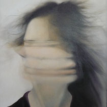 Lisa Sabbadini, Smarrimento, 2010, olio su tela, 100x70 cm