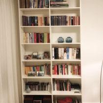 boekenkast / vakkenkast op maat