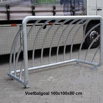 Voetbaldoel Anti vandalisme Rijpma Siersmederij