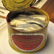 Surströmming Essen