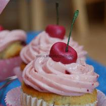 Kirschcupcakes