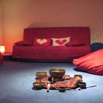 Der Entspannungsraum