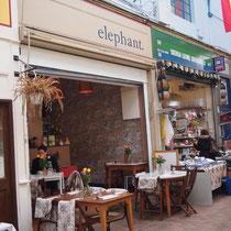 elephant パキスタンカフェ