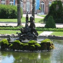 Garten des Schwetzinger Schlosses