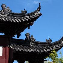 Chinesische Teehaus im Luisenpark Mannheim