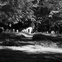 Ehrenfriedhof oberhalb von Heidelberg