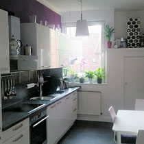 Kitchen of a private apartment mediated by 4yourfairs.