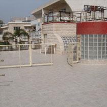 les 2 terrasses réunies