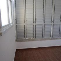 Chambre parentale avec terrasse