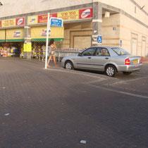 Supermarché à côté