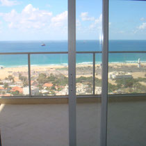 Balcon vue mer nord -uest
