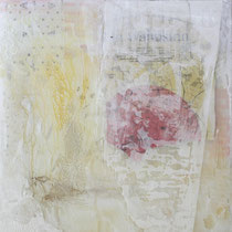 Lichtspiele II, 50 x 50 cm